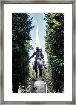 Paul Revere Framed Print