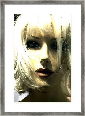 Paula Framed Print by Jez C Self