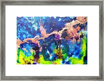 Paulette Framed Print by Jess Thorsen