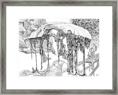 Pavilion Framed Print