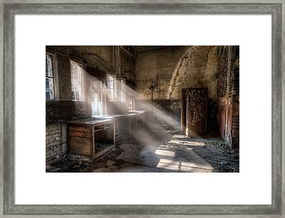 Payday  Framed Print