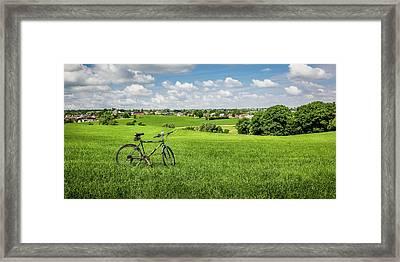 Pays De Herve Framed Print