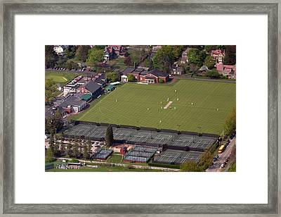 Pcc Chestnut Hill Framed Print by Duncan Pearson