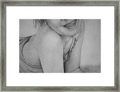 Pd14-10 Framed Print by Shannon Rains