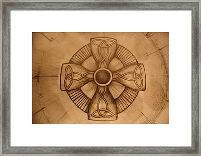 Pd8-10 Framed Print by Shannon Rains
