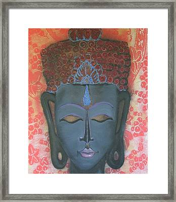 Peace 1 Framed Print