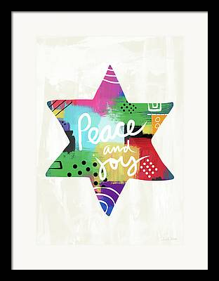 Chanukkah Framed Prints