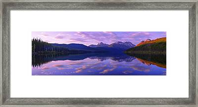 Peace Framed Print by Chad Dutson