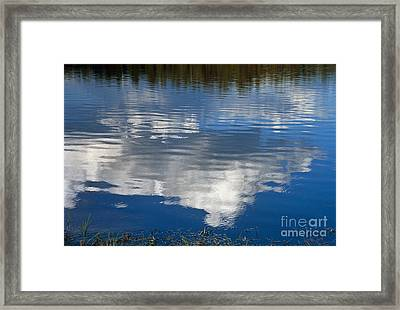 Peace Framed Print by Kathy McClure