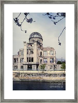 Peace Memorial Framed Print by Bob Phillips