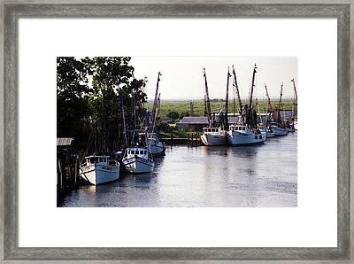 Peace Framed Print by Michael Morrison