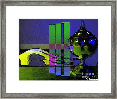 Peace Offering Framed Print