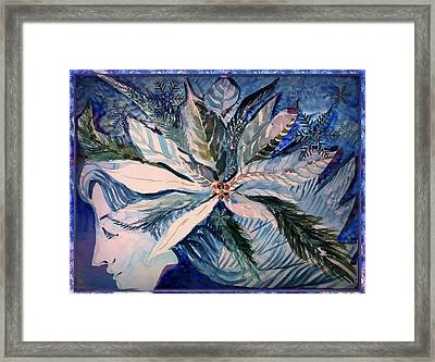 Peace On Earth Framed Print by Mindy Newman