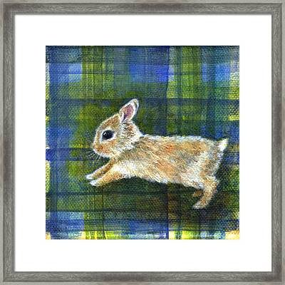 Framed Print featuring the painting Peace by Retta Stephenson