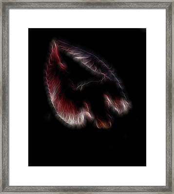 Peace Surpassing Framed Print by William Horden