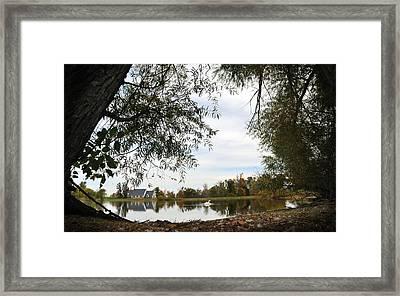 Peaceful Afternoon Framed Print by Krasimir Tolev