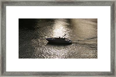 Peaceful Bliss Framed Print by Holly Ethan
