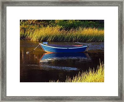 Peaceful Cape Cod Framed Print