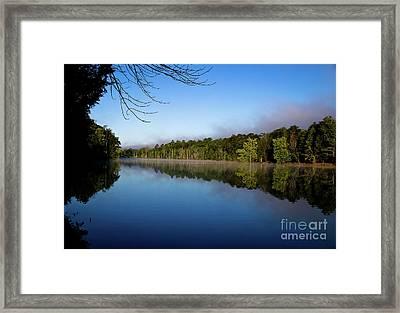 Peaceful Dream Framed Print