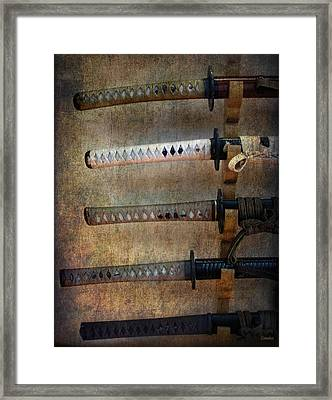 Peacetime Framed Print
