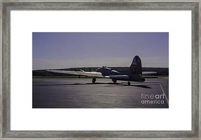 Peacetime Mission Framed Print by Joe Geraci