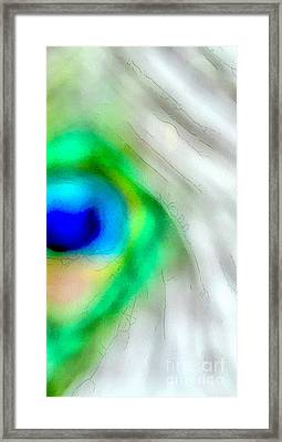 Illusions Framed Print by Krissy Katsimbras