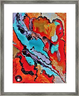 Pearl Of A Great Price Framed Print