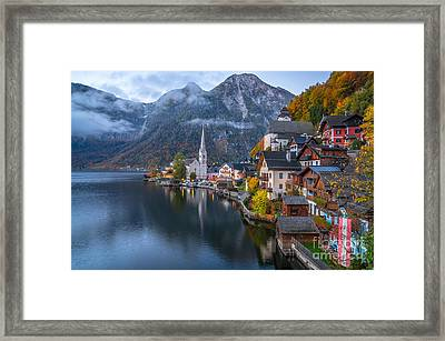 Pearl Of Austria Framed Print