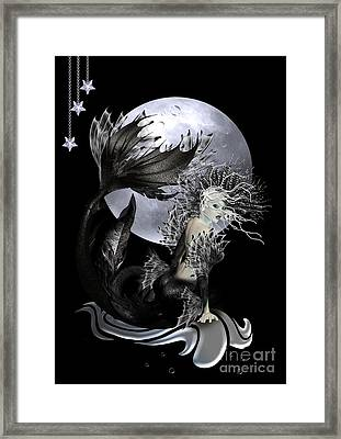 Pearl Framed Print by Shanina Conway