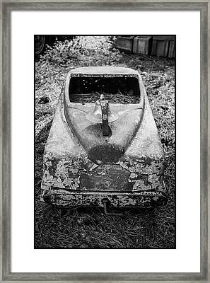 Peddle Car  Framed Print by Matthew Pace