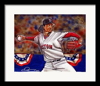 2004 World Series Champions Framed Prints