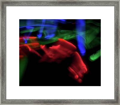 Pegasas Swift Framed Print