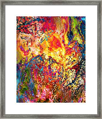 Pele Framed Print by Francesa Miller
