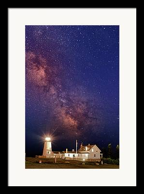 Pemaquid Framed Prints