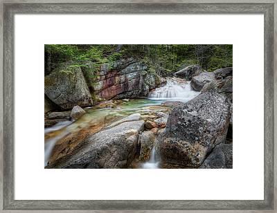 Pemigewasset River Framed Print by Bill Wakeley