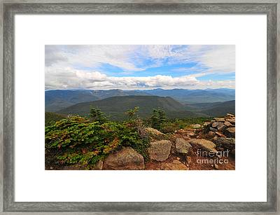 Pemigewasset Wilderness Framed Print by Catherine Reusch Daley