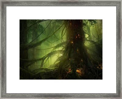 Pendelhaven Framed Print by Philip Straub