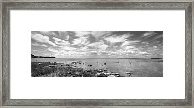 Peninsula State Park Framed Print by Stephen Mack