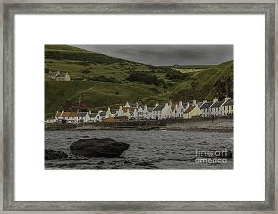 Pennan Framed Print by Alex Millar