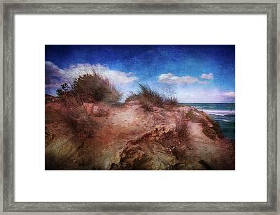 Pennington Bay Framed Print