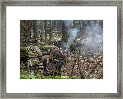 Pennsylvania Hunter Framed Print