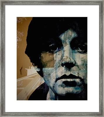 Penny Lane Framed Print by Paul Lovering