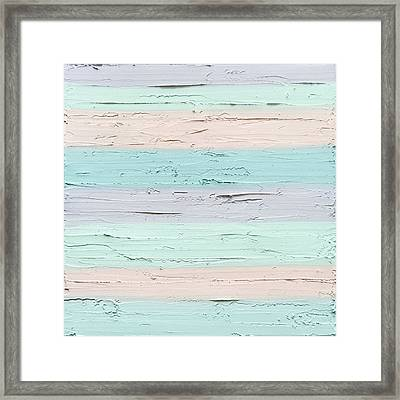 Penny Pastels Framed Print by Debra Ryan