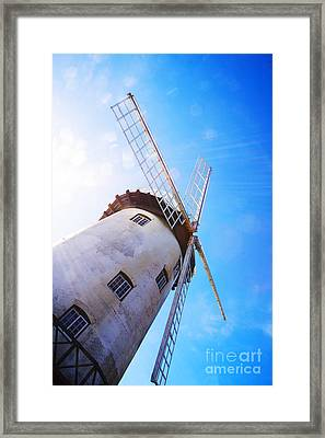 Penny Royal Watermill Framed Print by Jorgo Photography - Wall Art Gallery