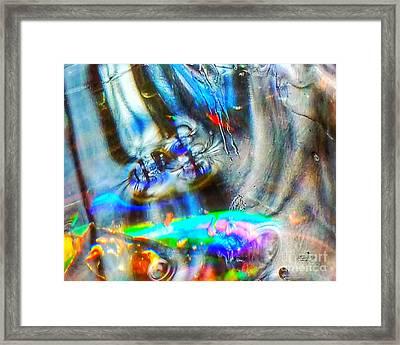 Pennywise Underwater Framed Print