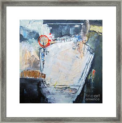 Pentagraphic Framed Print by Ron Stephens