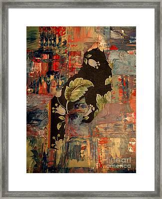 Pentimento Framed Print by Nancy Kane Chapman