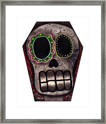 Pepes Framed Print