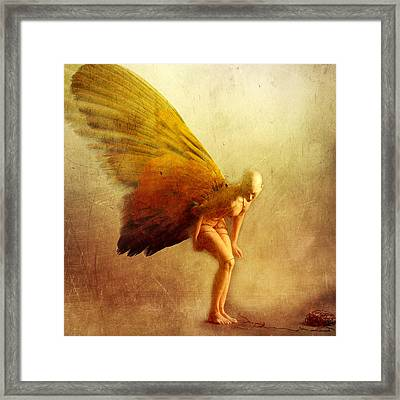 Perception Framed Print by Jacky Gerritsen