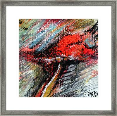 Perception Framed Print
